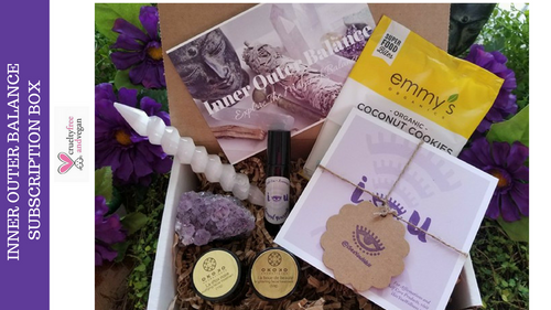 Inner Outer Balance Bi Monthly Subscription Box