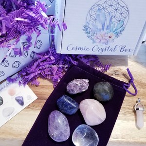Sacred Sleep Crystal Set