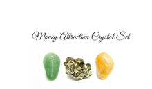 Mini Wealth Attraction Crystal Set