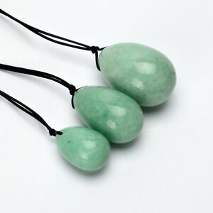 Aventurine Crystal Yoni Egg Set