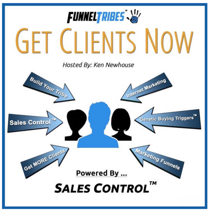 Get Clients Now Podcast