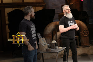 Sussex Beard goes to Dragon's Den