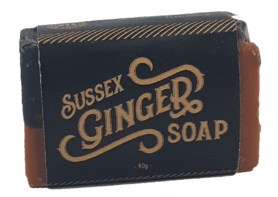 Sussex Ginger Soap