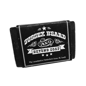 Sussex Beard and Beyond Soap with Activated Charcoal