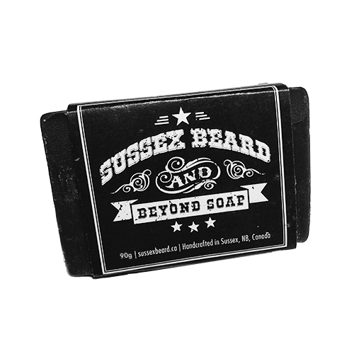 Beard and Beyond Soap with Activated Charcoal
