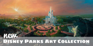 New: Disney Parks Art Collection