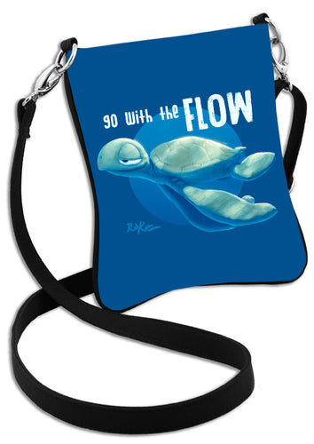 Go With The Flow Crossbody Bag