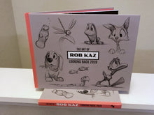 Looking Back 2019: The Art of Rob Kaz (book)