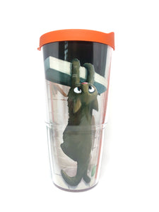 Summer '19 Tervis Tumbler, Hang On & That Was Fun by artist Rob Kaz