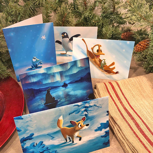 Holiday Cards - 25 pack with envelopes