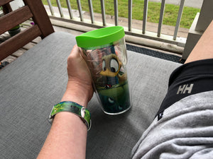 Fall '18 Tervis Tumbler, Going A Different Way by artist Rob Kaz