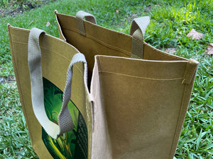 Washable Kraft, Large Eco Grocery Tote Bag