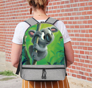 Backpack, Curious Koala