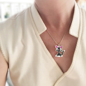 Beau Dog charm - Friends Along The Way by Rob Kaz