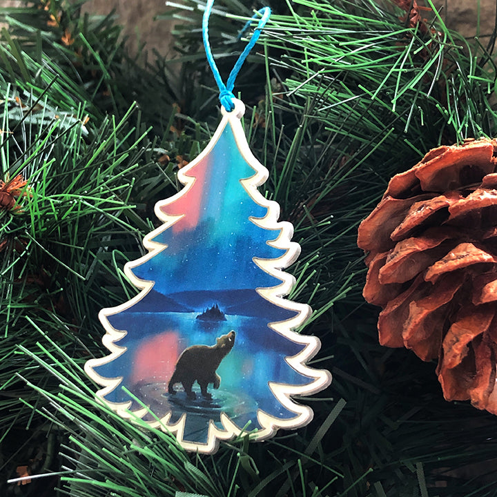Slightly Flawed: 2020 Holiday Ornament
