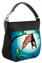 Handbag featuring Bat Boop by Rob Kaz, bag