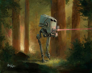 AT-ST Attacks, Printer's Proof