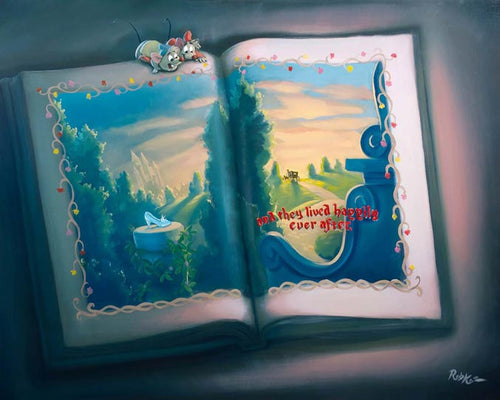 Our Storybook, Artist Proof