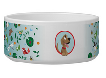 Pet Bowl - can be personalized - two sizes