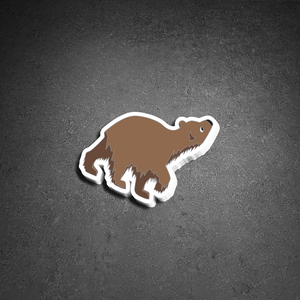 Stickers: Tahoe the bear
