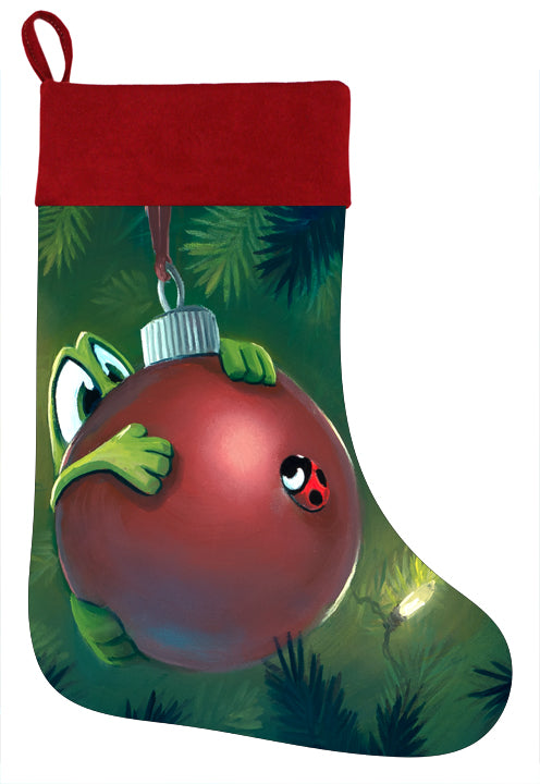 Holiday Stockings by Rob Kaz