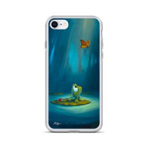iPhone Case featuring Monarch by Rob Kaz