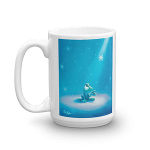 15 oz. Double-Sided Mug by Rob Kaz
