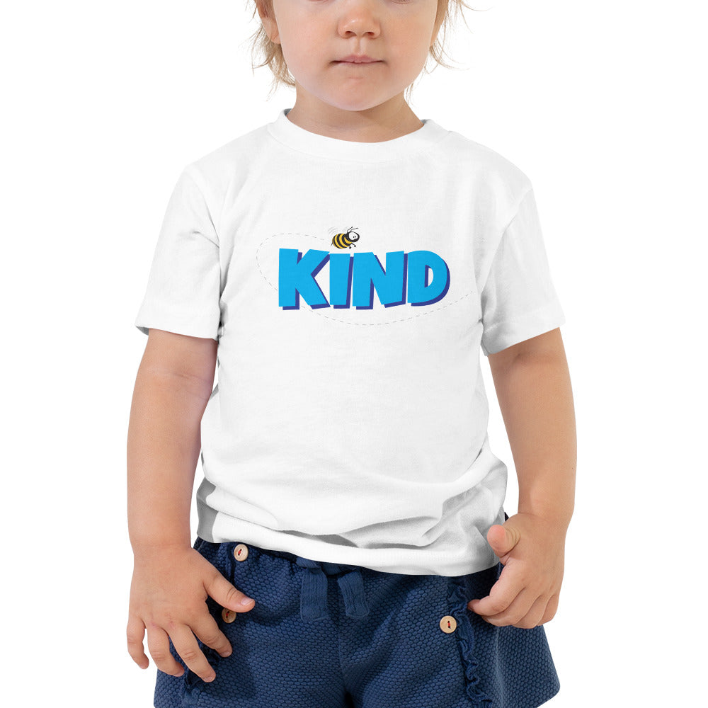 Toddler Tee, Bee Kind, Rob Kaz