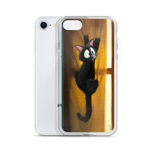 iPhone Case featuring Hanging Out by Rob Kaz