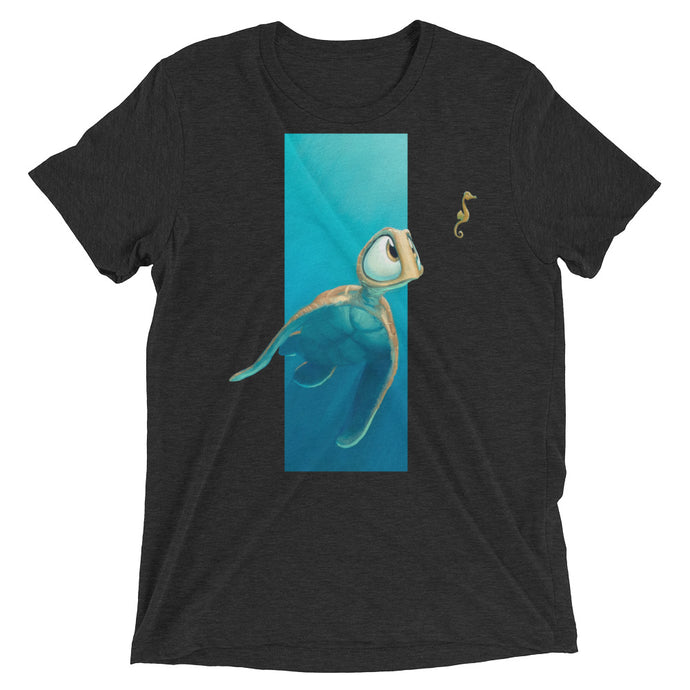 Honu, Tailing The Horse, shirt by Rob Kaz (more colors)