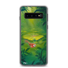 Samsung Case featuring Red Koi by Rob Kaz