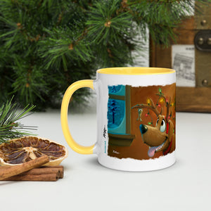 Recipes & Art Mugs: Antlered, Sugar Cookies