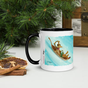 Recipes & Art Mugs: Downhill Fast, Gingerbread Cookies