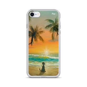 iPhone Case featuring Patiently Waiting by Rob Kaz