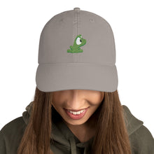 Champion Hat featuring Beau the Frog