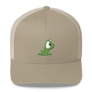 Beau the frog by Rob Kaz, mesh cap (more colors)