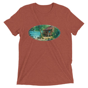 Places I'd Rather Be T-shirt from artist Rob Kaz