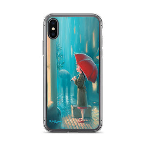 iPhone Case featuring Looking In The Window by Rob Kaz