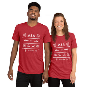 Christmas T-Shirt with Friends Along The Way