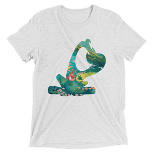 Silhouette Series - Koi Impression Beau, unisex t-shirt (more colors)