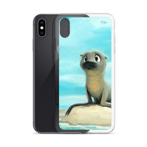 iPhone Case featuring Pepper by Rob Kaz