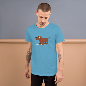 It's Bear Dog! Unisex t-shirt, multiple colors