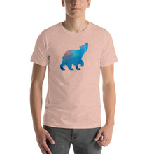 Aurora Bearealis T-shirt, unisex, multiple colors