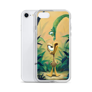 iPhone Case featuring Tippy Toes by Rob Kaz