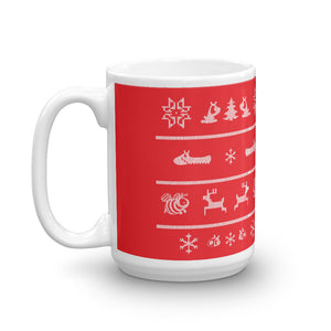 Christmas Mug with Friends Along The Way
