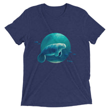 Curious Manatee tee by Rob Kaz