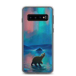 Samsung Case featuring Aurora Bearealis by Rob Kaz