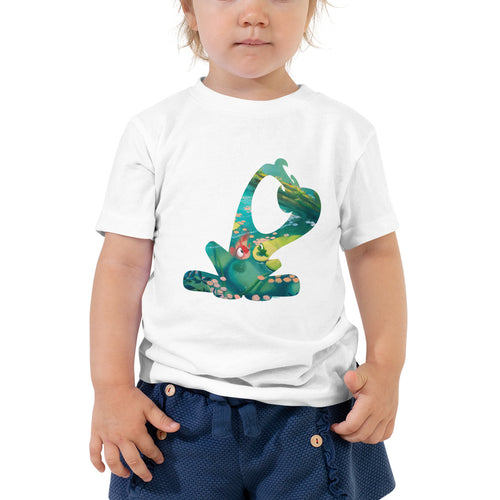 Toddler Tee, Koi Impression, Rob Kaz