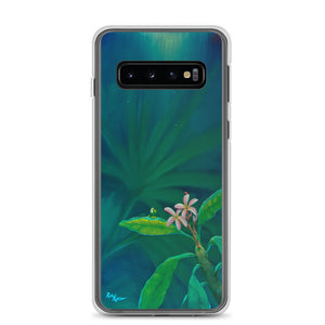 Samsung Case featuring Red's Plumeria