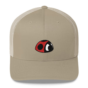 Red the ladybug by Rob Kaz, mesh cap (more colors)